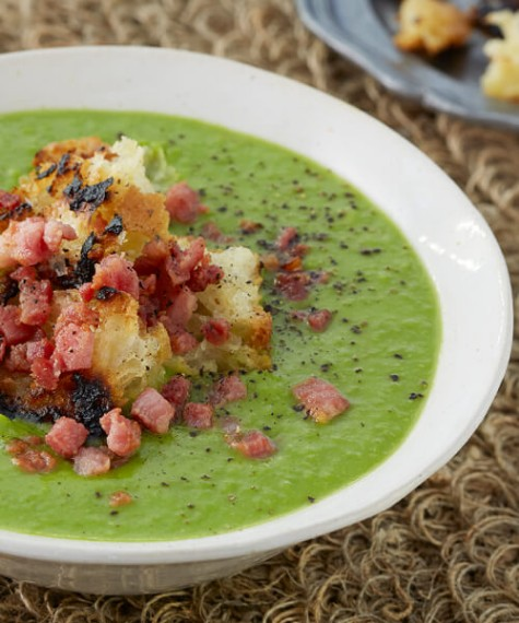 split-pea and bacon soup recipe
