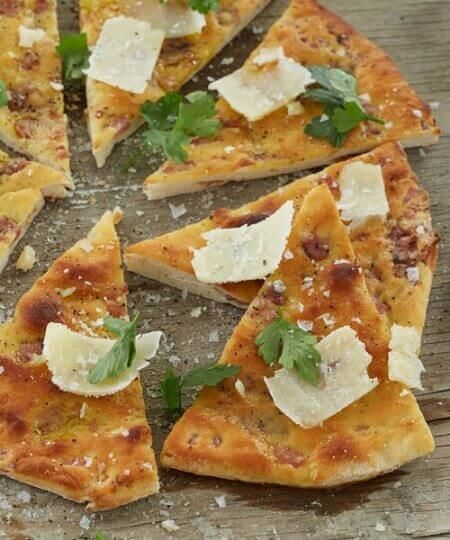 Bacon Pizza Base Recipe
