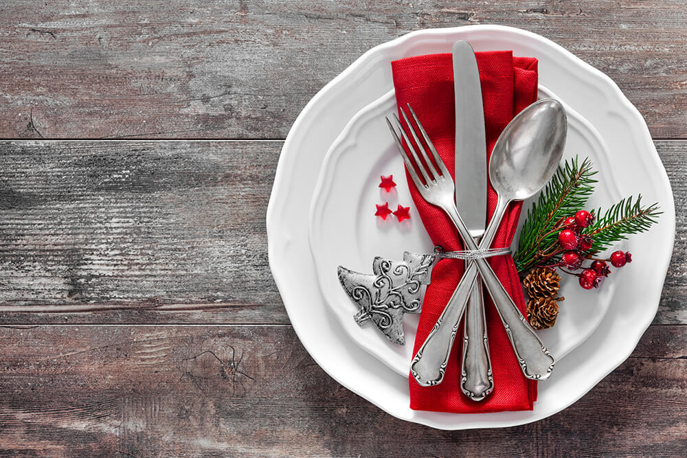 Festive Christmas Lunch in South Africa