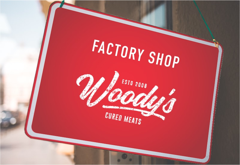 Woody's Factory Shops in Cape Town